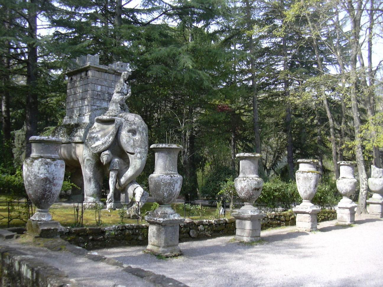 MONSTRES DE BOMARZO