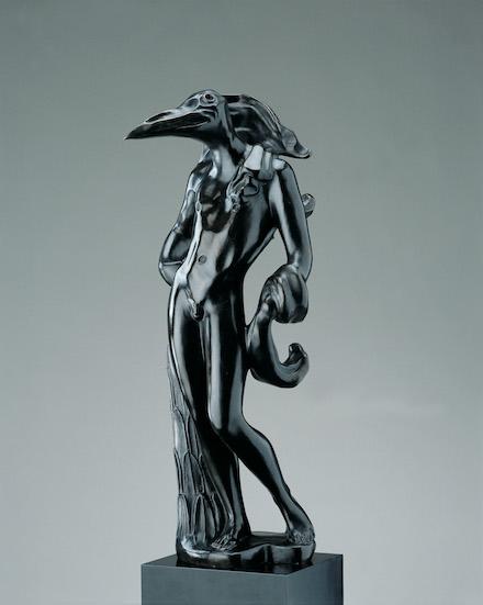 Dali Homme Oiseau