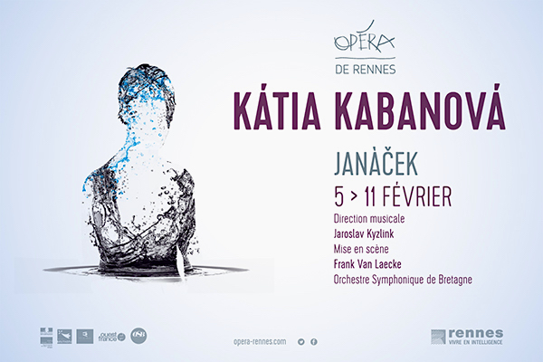 katia kabanova Opera rennes