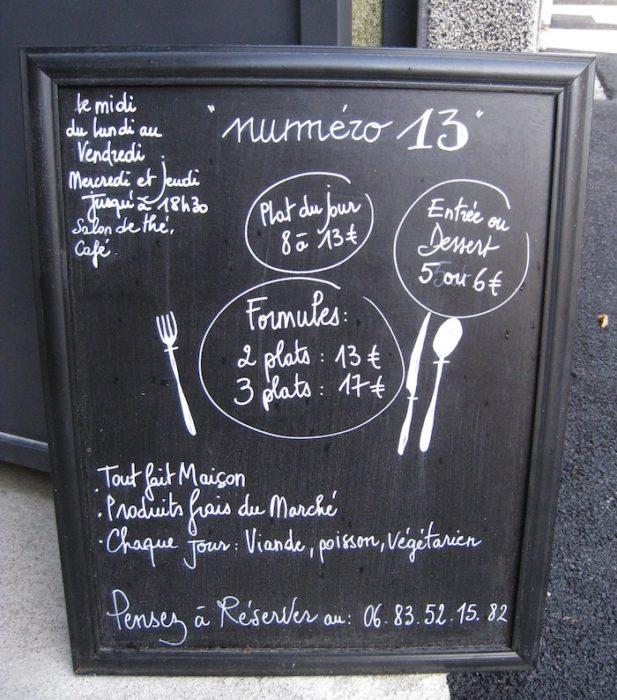 rennes restaurant 13
