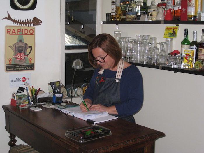 Hélène Armantier restaurant 13 rennes