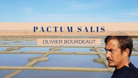 Olivier Bourdeaut Pactum salis