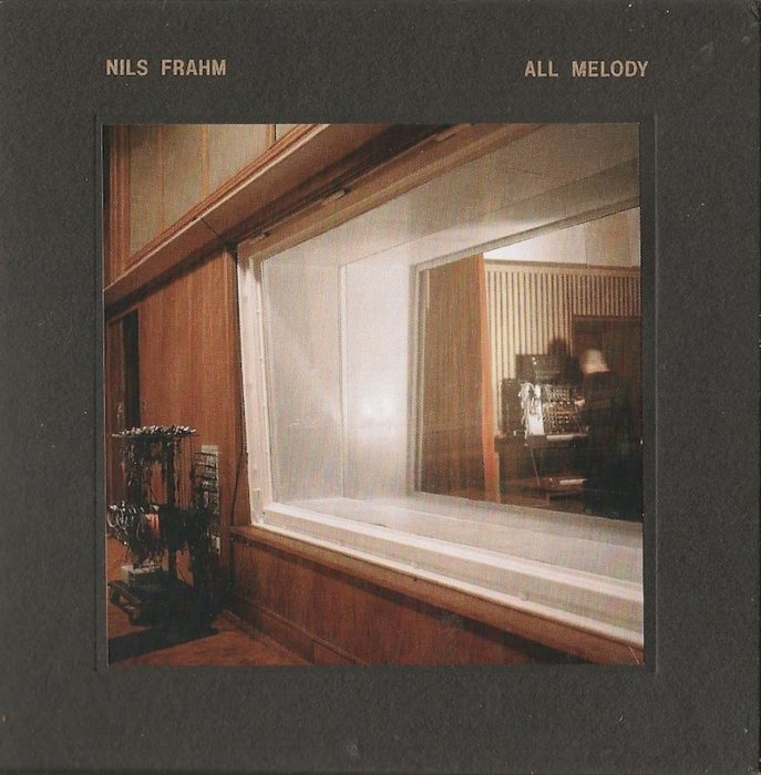 ALL MELODY NILS FRAHM