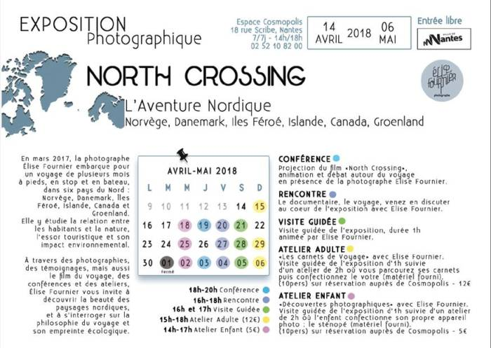 North Crossing programme Nantes