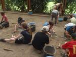 Animation famille : fouilles archéologiques