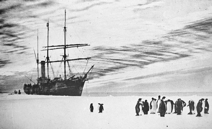 POLE SUD ANTARCTIQUE