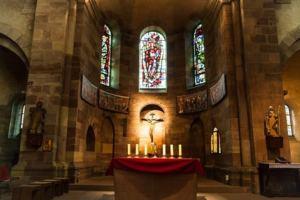 Chapelle et orgue du collège Saint-Etienne