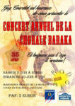CONCERT CHORALE LA BARAKA