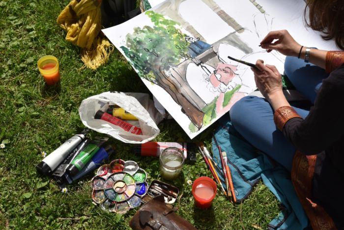 JOURNEE DES ARTS THABOR
