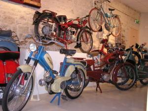 Découverte du musée de motos anciennes Monet Goyon