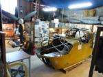 Découverte du musée du terrain d'aviation de Condé/Vraux 39/45