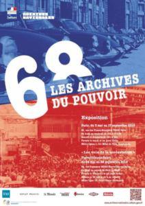 Exposition 68 les archives du pouvoir