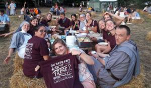 Festival Saint-Jean : Camp alimentation