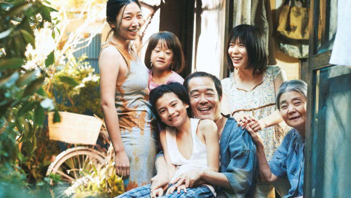film une affaire de famille