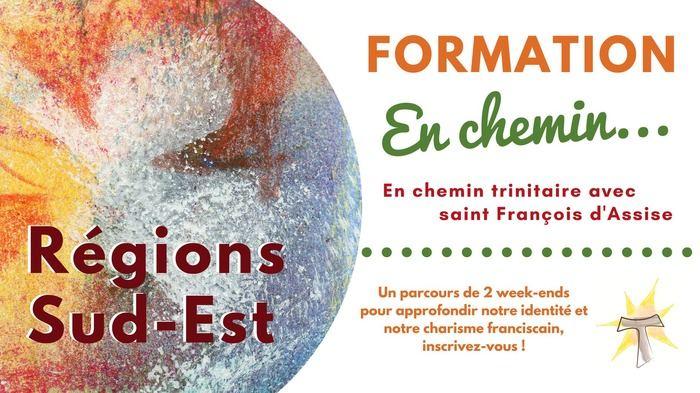 FORMATION EN CHEMIN TRINITAIRE AVEC SAINT FRANÇOIS D'ASSISE