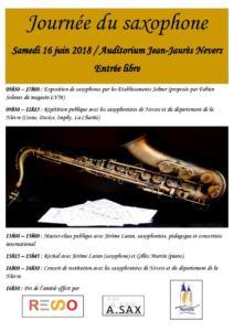 Journée du saxophone
