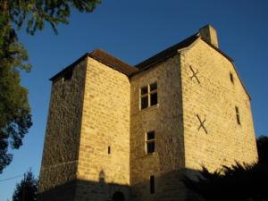 Le Moyen Âge à la maison forte de Ségelard