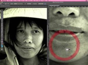 Logiciel de retouche d'image Gimp(débutants)