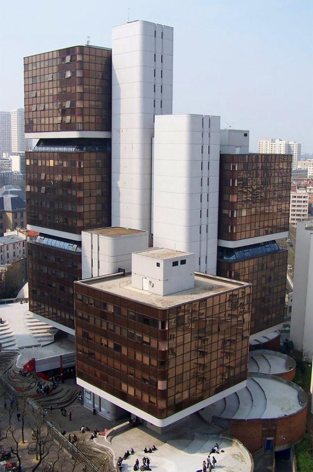 Michel Andrault architecte sculpteur