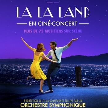 La La Land en ciné-concert 4 janvier 2019 - Unidivers