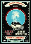 Aälma Dili + Johnny Montreuil