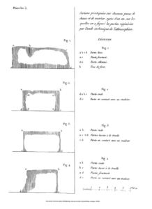 bi-centenaire Publication des Recherches Expérimentales Louis Vicat 1818-2018