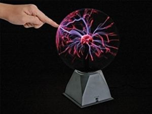 Boule à plasma