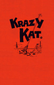 CARTOON-CONCERT KRAZY KAT