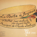 Claude Debussy et La boîte à joujoux
