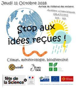 Climat, météorologie et biodiversité : Stop aux idées reçues !