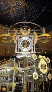 Commentaires sur l'horloge astronomique de Jean Legros