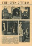 CONFERENCE DU LOUVRE A VALENÇAY (1939-1946) : MYTHES ET REALITES