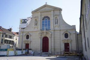 Découverte du patrimoine de l'église Saint-Maurice