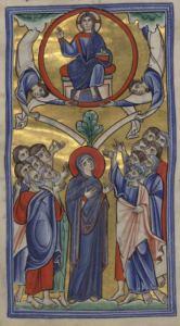 Exposition de la bible de Souvigny Vers un pays d'art et d'histoire.