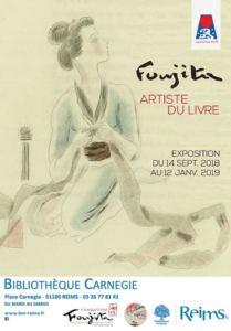 Exposition Foujita, artiste du livre
