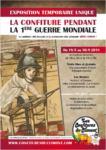 Exposition La Confiture pendant la Première Guerre Mondiale