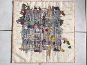 Exposition patchwork Oser la soie.