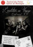 FESTIVAL DES PETITES EGLISES DE MONTAGNE : INVITATION AU VOYAGE
