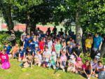 Fête de l'école de tennis de Villegouge