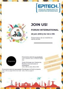 Forum international de Paris