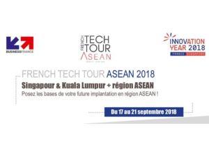 French Tech Tour ASEAN 2018