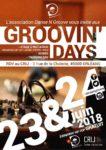 GROOVIN' DAYS DEUXIEME ÉDITION