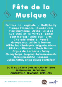 Groupe musical de la Brenne
