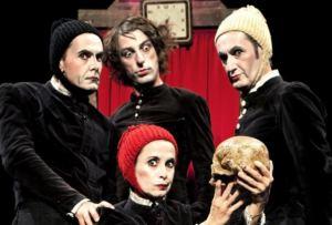 Hamlet en 30 minutes, Compagnie Un bruit qui court