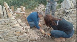 Initiation à la construction en Pierre Sèche