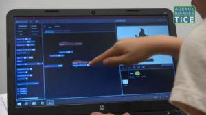 Invente et programme un jeu vidéo avec Scratch
