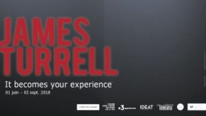 James Turrell. It becomes your experience.- Patio
