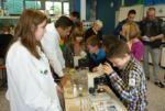 Le plein de découvertes scientifiquesau lycée la découverte de Decazeville