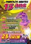 Les Diabolos Nantes : 15 ans d'improvisation théâtrale