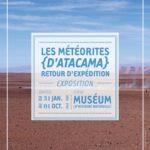 Les météorites d'Atacama, retour d'expédition